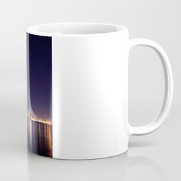 Toronto Vibrant nightscape Coffee Mug