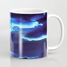 cloudy burning sky reacpth Coffee Mug