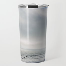 California Coast Fog Travel Mug