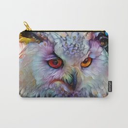 Ethereal Owl Carry-All Pouch