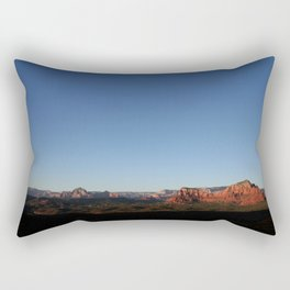 Photography Serenity in Sedona Rectangular Pillow