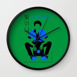 Jonghyun - Shinin' Wall Clock