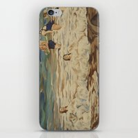puerto rico iPhone & iPod Skins featuring Puerto Rico by Laura Teed