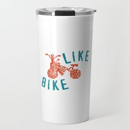 Like Bike Travel Mug