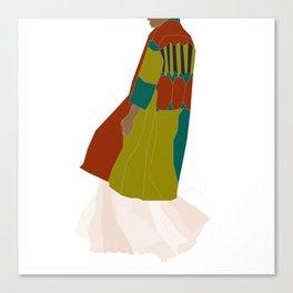 She, Bawse Canvas Print