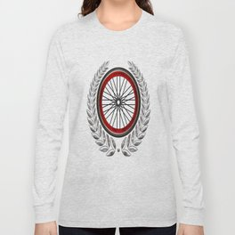 Ride On Shield  Long Sleeve T-shirt