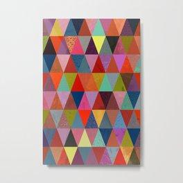 Abstract #287 Metal Print