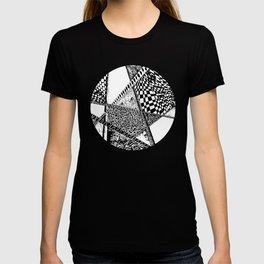 patterns T-shirt