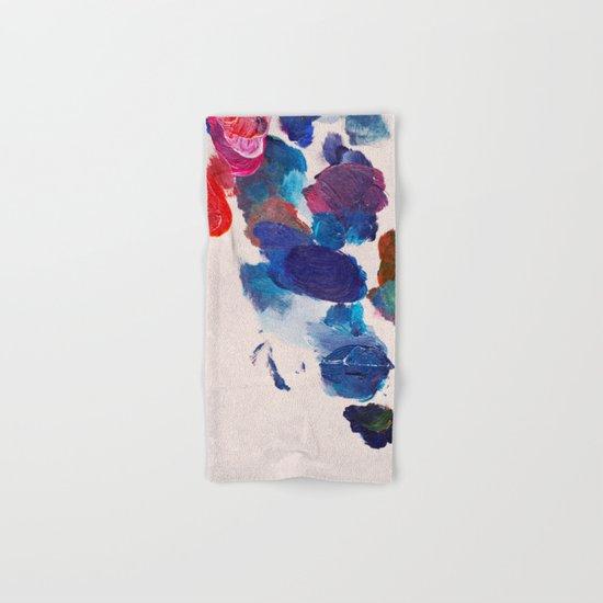 Painter's Palette Hand & Bath Towel