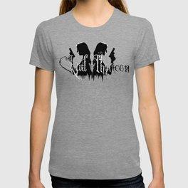 chared T-shirt
