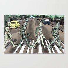Turtles 3 ... Canvas Print