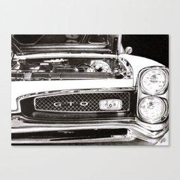 Pontiac GTO 1967  Canvas Print