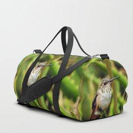 Resting Lady Allen's Duffle Bag