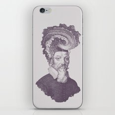 Haute Coiffure  /#8 iPhone & iPod Skin