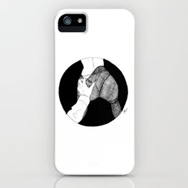 Grasping iPhone Case