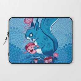 Zombie Squirrel Laptop Sleeve