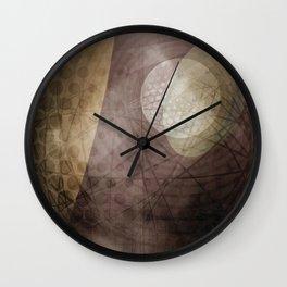 Perigee I Wall Clock