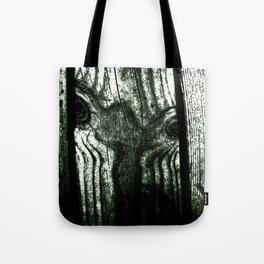 Freak in a tree Tote Bag