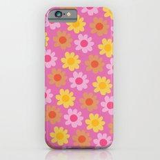 Summer Flowers (2) iPhone 6s Slim Case