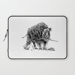Sword Boar Laptop Sleeve