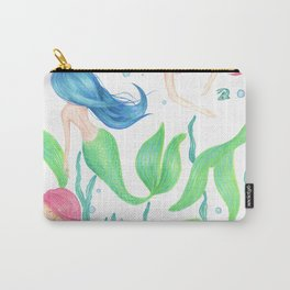 Mermaid Girl Gang Carry-All Pouch