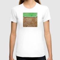 grass T-shirts featuring Grass by Ana Guillén Fernández
