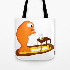 My Pet Goldfish. Tote Bag