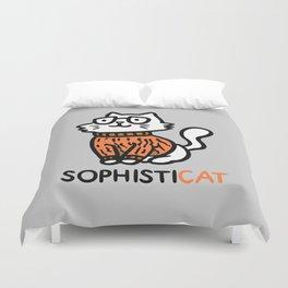 SophistiCAT Duvet Cover