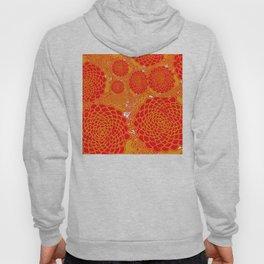 Red Marigolds Hoody