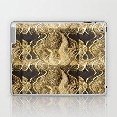 Golden Threads Laptop & iPad Skin