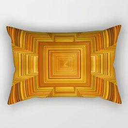 Amber Room Rectangular Pillow