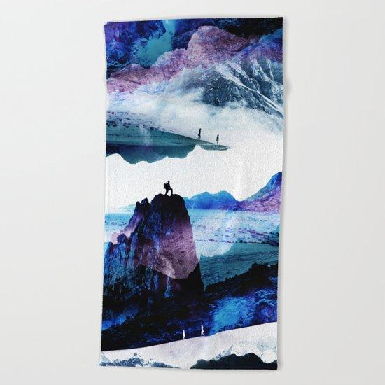 Neptune Hike Beach Towel