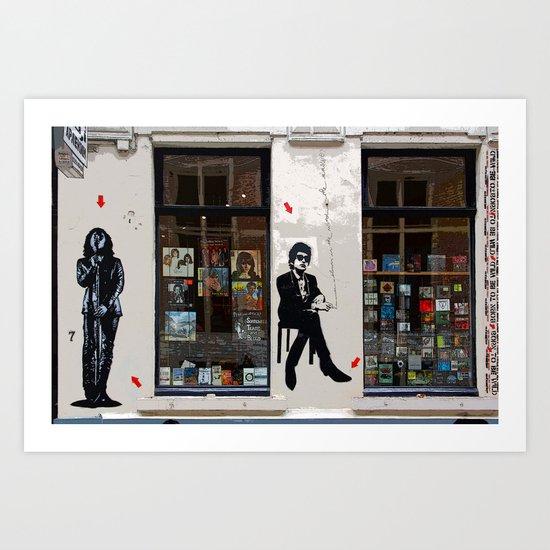 Brussels 3 Art Print