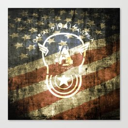 Captain American 1941 Canvas Print