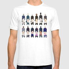 President Butts 2017 T-shirt