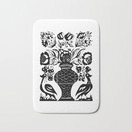 Old portuguese decorative tiles Bath Mat