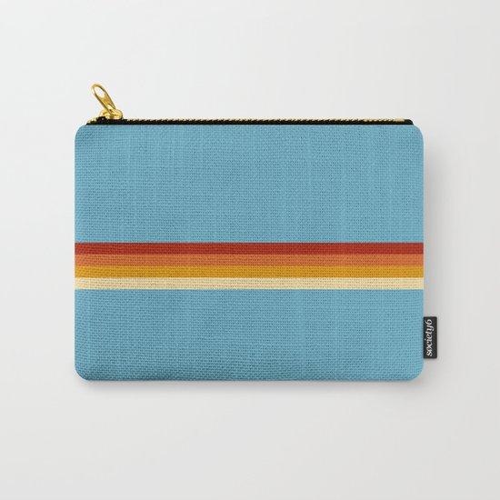 Losna - Classic Retro Summer Stripes by alphaomega