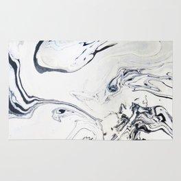 Marble Art V12 #society6 Rug