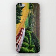 Getaway Train iPhone & iPod Skin