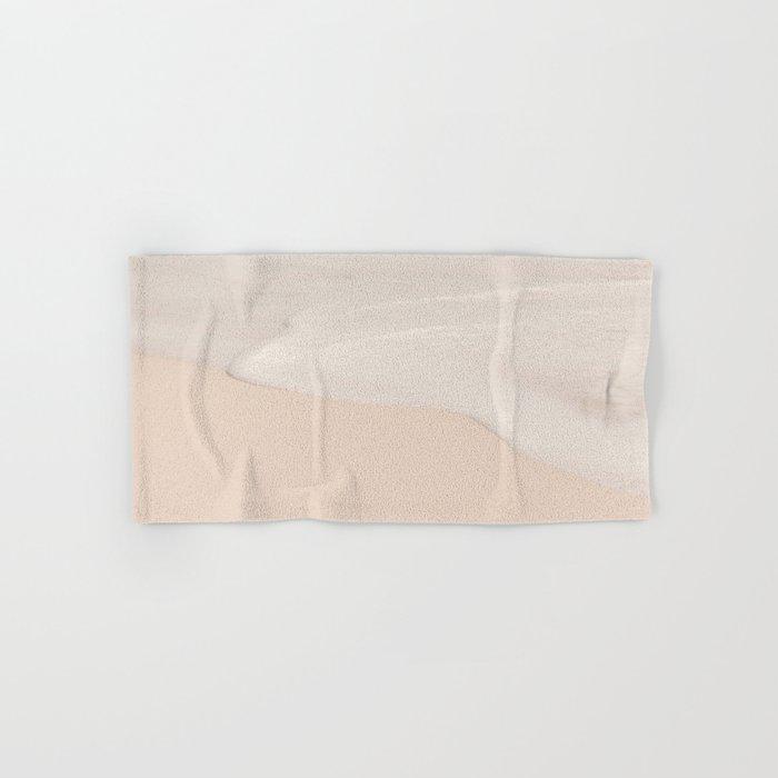 Sea Foam Hand & Bath Towel