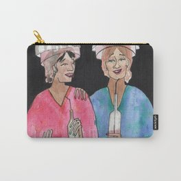 Sipping Salon Gossip Carry-All Pouch