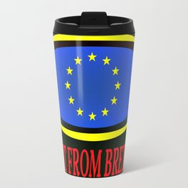 Exit From Brexit Travel Mug