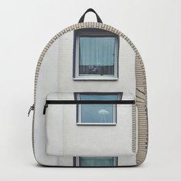 GLASS WINDOWS Backpack