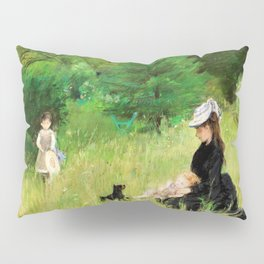 In the park, Vers - Digital Remastered Edition Pillow Sham