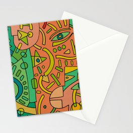- 2 directions - Stationery Cards
