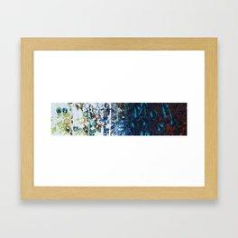 Adjusted Paradigm Shift Framed Art Print