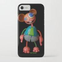 danny ivan iPhone & iPod Cases featuring Ivan Favolas by Marta Fernandes da Silva