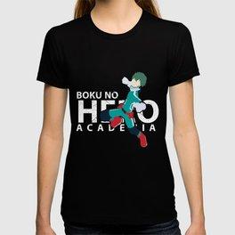 Boku no hero academia_Fan Art T-shirt