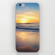 Windansea Sunset iPhone & iPod Skin