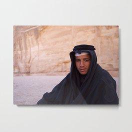 The bedouin Metal Print